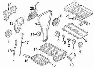 Mazda Protege5 Engine Oil Pump
