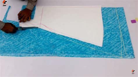 diy beautiful umbrella cut kurti cutting  stitching