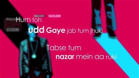 Udd Gaye Lyrics By Ritviz [lyrics Video] |