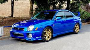 2001 Subaru Impreza Wrx Sti Version 7  Canada Import