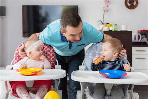 Best Highchairs For Twins In 2018 » Twinstuff Seat Cushions For Dining Room Chairs Workpro Executive Chair Fluffy Bean Bag Attached To Table Thomas And Regatta Camping Emperor Palpatine Cushion