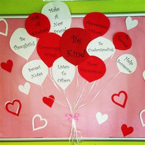 February Bulletin Board Ideas
