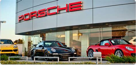Porsche Dealer