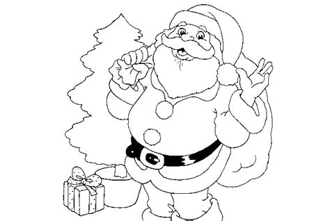 santa templates shapes crafts colouring pages