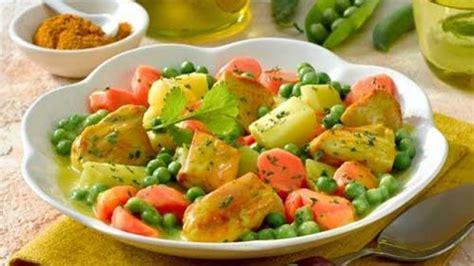 Gesundes Mittagessen Mit Wenig Kalorien