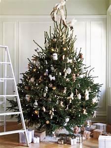 Geschmückte Weihnachtsbäume Christbaum Dekorieren : 10 ideen f r weihnachtsb ume sweet home ~ Markanthonyermac.com Haus und Dekorationen