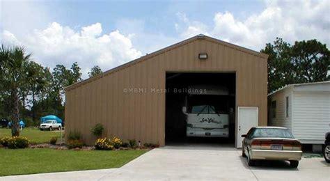 Custom, Prefabricated Steel Rv & Boat Storage