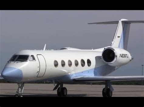 Michael Jordan Private Jet You