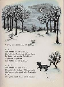 Sprüche Winter Schnee : abc die katze lief im schnee gedicht reim lied winter schnee musik gedichte stra enkunst ~ Watch28wear.com Haus und Dekorationen