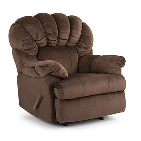 Victory Chocolate Recliner