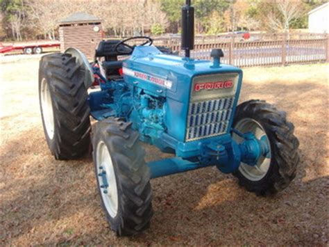 ford 4000 4x4 tractor 1973 ford 4000 4x4 yesterday s tractors