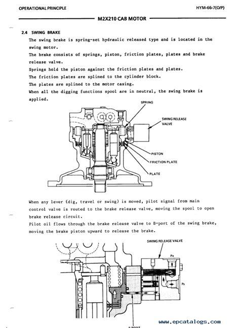 Hitachi EX1100 Career Excavator Technical Manual PDF