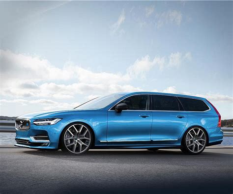 New Volvo V90 2016 Release Date, Price