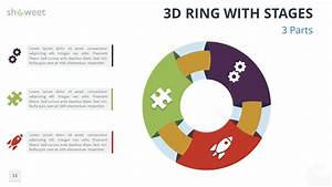 3d Ring Diagrams For Powerpoint