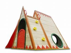 Spielhaus Holz Garten : kinderspielhaus stelzenhaus aus holz mit rutsche amazon ~ Articles-book.com Haus und Dekorationen