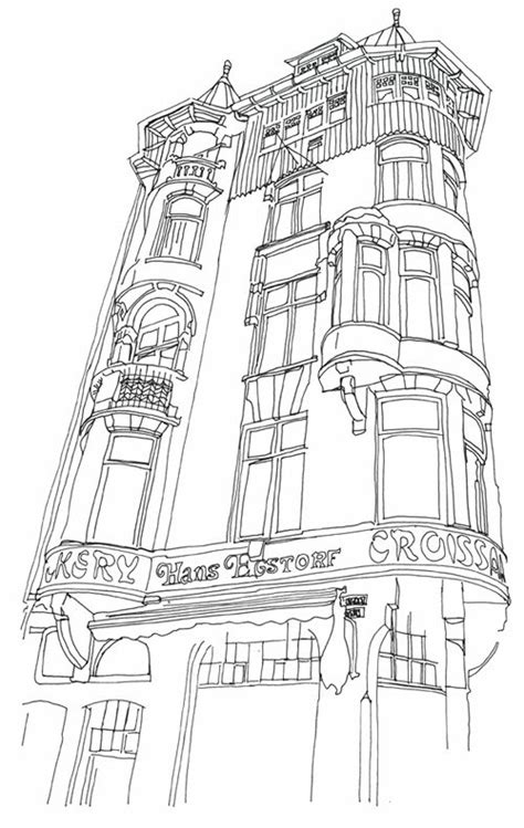 art nouveau amsterdam. | Thumbnails Composition Value