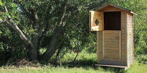 Gartentoilette  Toilettenhaus Für Große Gärten