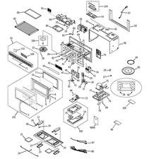Ge Wiring Schematic Jvm 2 by How Do I Replace Fuse Ge Microwave Mod Jvm1440bd003 Ge