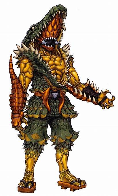 Humanoid Mutant Crocodile Monster Concept Creature Monsters