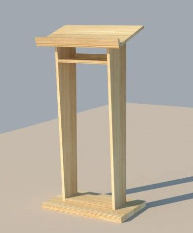 build diy plans  building  wooden pulpit plans wooden