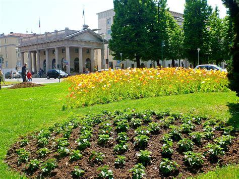 fiori bergamo a maggio i commercianti vestono bergamo di fiori la rassegna