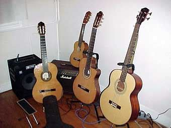 My Guitarmy Passions (1
