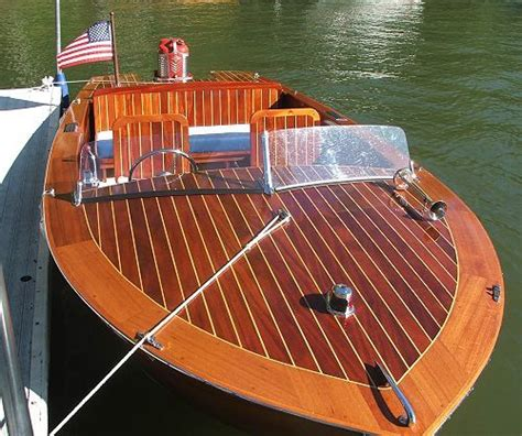 images  boats  pinterest lakes classic boat  classic wooden boats