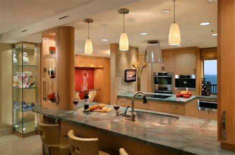 modern kitchen island designs 55 beautiful hanging pendant lights for your kitchen island