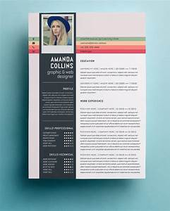 17 best ideas about creative resume templates on pinterest With creative resume templates