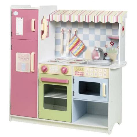 Wooden Toy Kitchens For Little 'chefs'  Homesfeed
