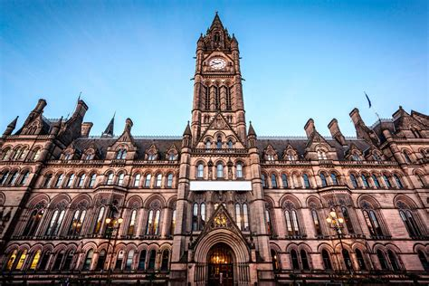 greater manchester resilient cities network
