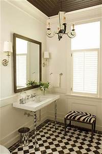 dark ceiling downstairs bathroom and ceilings on pinterest With black and white checkered tile bathroom