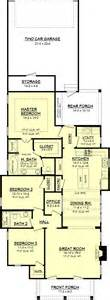Fresh Narrow Width House Plans by 17 Best Ideas About Cottage Style House Plans On