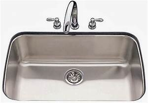 Top stainless steel kitchen sink brands review for Kitchen sink brands