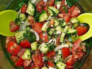 Gewächshaus Gurken Und Tomaten : gurken tomatensalat rezepte ~ Whattoseeinmadrid.com Haus und Dekorationen