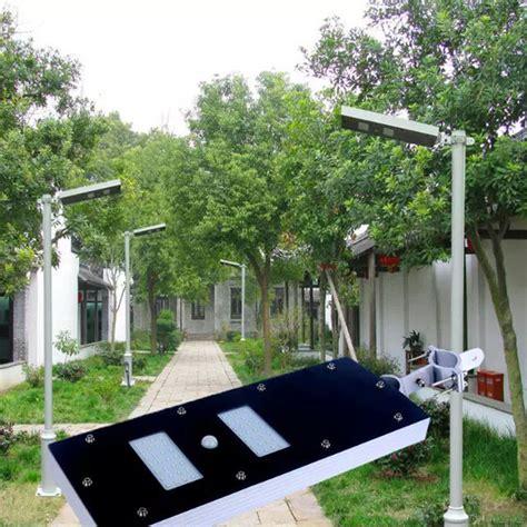 20 лучших уличных и садовых фонарей на солнечных батареях