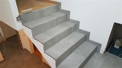 Treppe Mit Fliesen Wohndesign