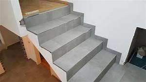 Treppen Fliesen Holzoptik : treppe mit fliesen wohn design ~ Markanthonyermac.com Haus und Dekorationen