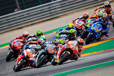 🙌the podium battle swung this way and that on an eventful final lap! New MotoGP calendar released - Speedcafe