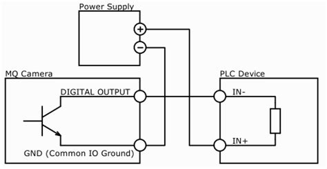 Npn Pnp Sinking Sourcing by Usb3 Digital Output Wiring Ximea Support