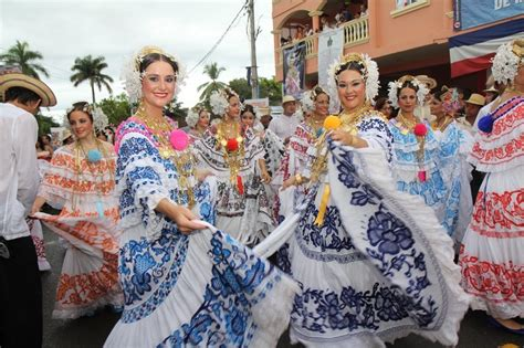 new year festival celebration special apparels for women clothing onl panama carnival visiting panama in february the real