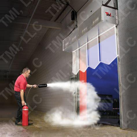industrial air curtains food service solutions tmi llc