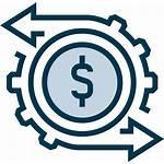 Cash Icon Management Tax Clipart Transparent Clip