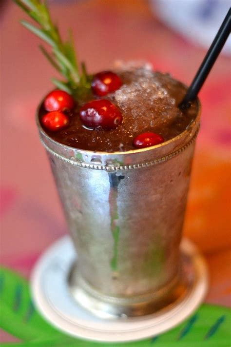 holiday cocktails jingle julep gt gt http www hgtvgardens