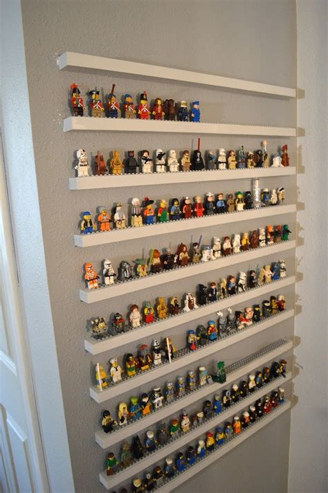 kitchen caddy ikea diy minifigure storage shelves tutorial