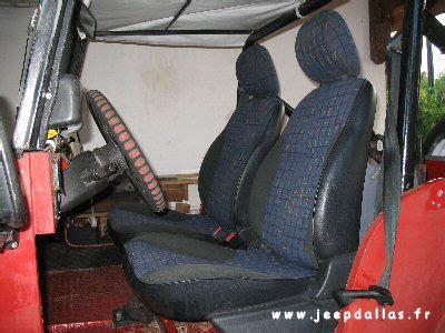 siege saxo jeep grandin dallas en détails moteur