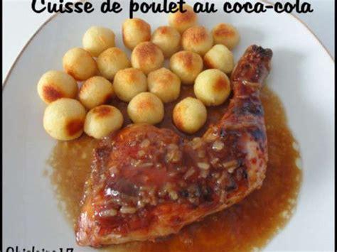 coca recette cuisine recettes de cola de ghislaine cuisine