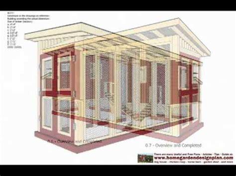 build  chicken coop step  step  plans