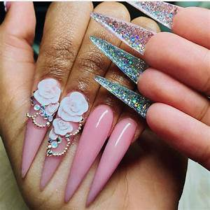 How to Make 3D Nail Art: 3D Nail Designs with Best ...