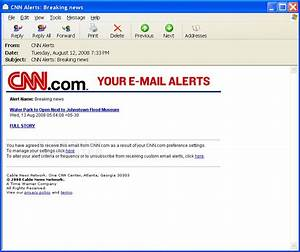 Cnn Com Daily Top 10 And Cnn Alerts  Breaking News Removal